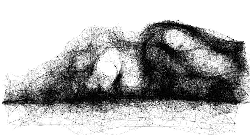 Cell Phone Finger Sketch 04